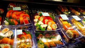 KROGER SUSHI Prices Flavors ORDER